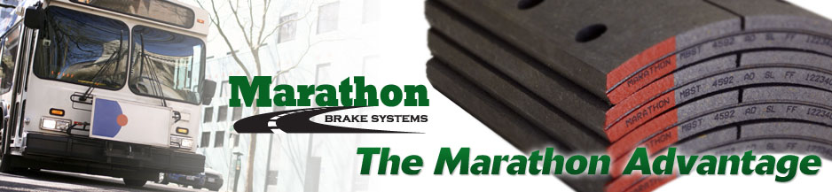 the marathon advantage banner